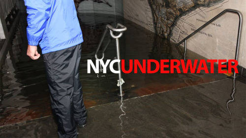 The Ultimate Gallery of Flooded NYC