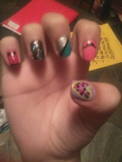 Love my nails.