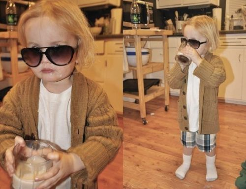 lyndseylately:  gatdamn:  jbgillundsworld:  the Lil Dude Abides  babydude.  Oh my god. This is Harry! He is the son of my friends Cassandra and Shane back home in North Dakota. I can't believe how many reblogs this has gotten. Fucking amazing. He's Tumblr famous!