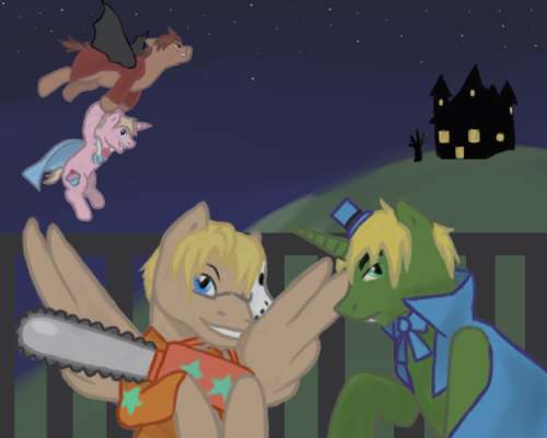 Happy Halloween/Nightmare Night everyone~! Hope you had fun and stayed safe! >u<