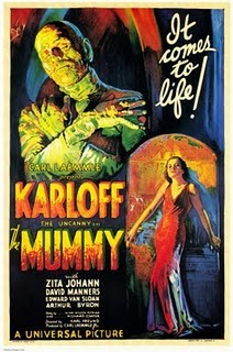 "I am watching The Mummy                   ""Karloff…… Nuff said!""                                            21 others are also watching                       The Mummy on GetGlue.com"