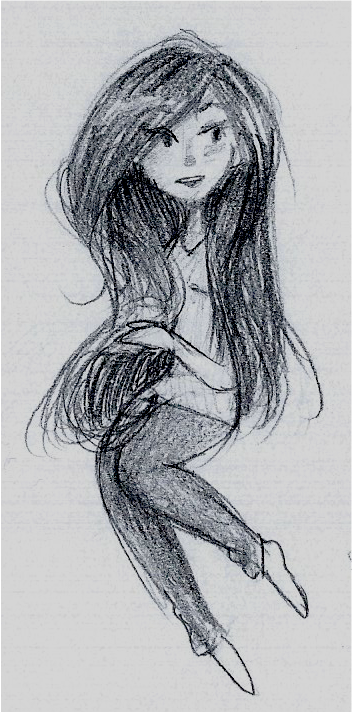 artclipz:  its marceline i guess???? sure why not  changing brightness is a pain