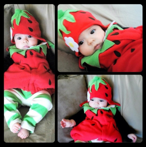 My cute strawberry!!
