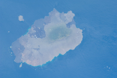 Isla Santiago, NASA, International Space Station Science, 18 Oct 2012