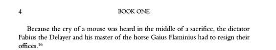 I can't quite believe this is a line from a Classics book and not a Monty Python sketch.