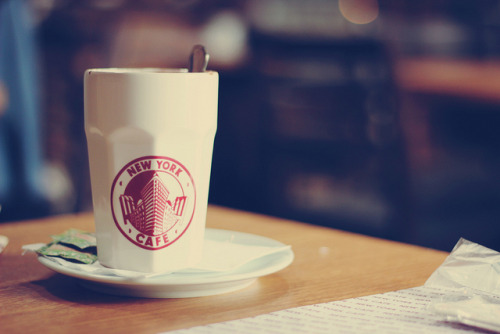 (41.52) new york cafe by Honey Pie! on Flickr.