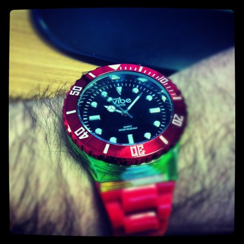 Return of the watch shot. #vibewatch #hairy