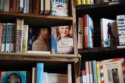 Shakespeare and Co - June '11 (by ‹ Candice Lesage Austen ›)
