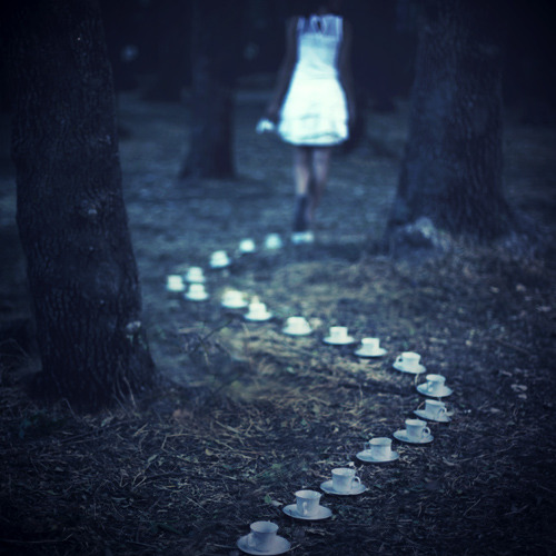 mylmagination:  The tea cup trail by *astridle
