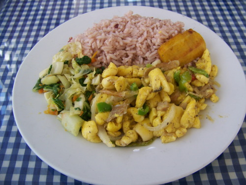 Ackee, saltfish and Ocho RiosBest ackee and saltfish I have had here. It was at this tiny, out-of-the-way restaurant in Port…View Postshared via WordPress.com