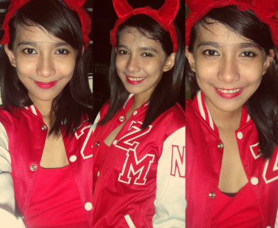 I can be your sweetest devil baby! Hoho>:)) Halloween party//103012 