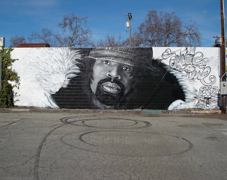 "Andre ""Mac Dre"" Louis Hicks (July 5, 1970 – November 1, 2004)"