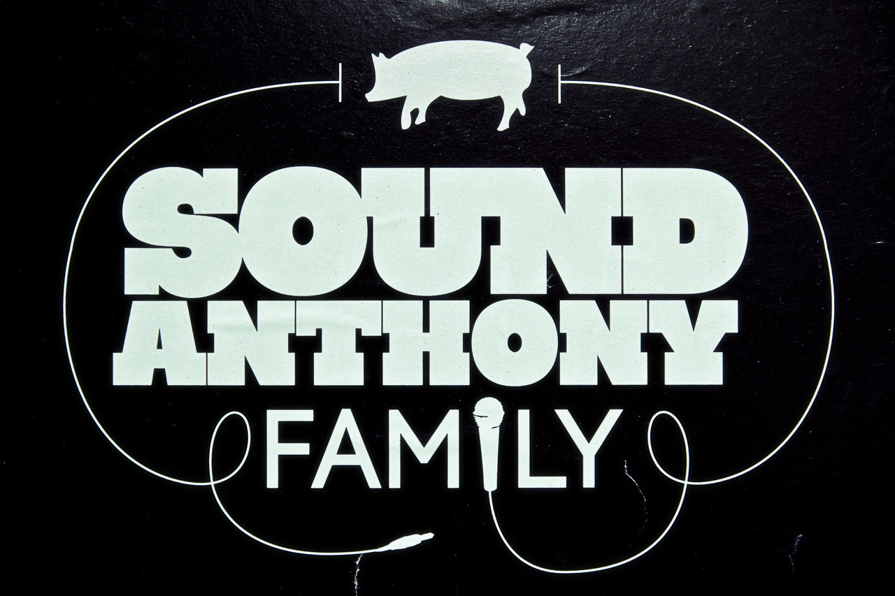 Sound Anthony Family. 27/10/2012