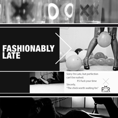Download Link: DJ Fresh - Fashionably Late (Playground Rejects Mix) Ladies, Pregame to this..skip to club for this..Get ready for work to this…just have fun This is all u need to start your night off right…or day…ENJOY