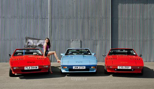 Old Skool TVR collection by PGDesigns.co.uk on Flickr.
