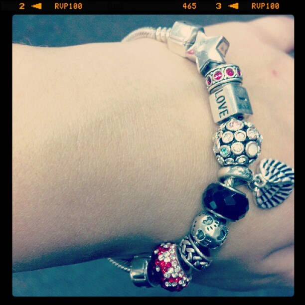 #photoaday #november #day1 #dayone #chamilia #charms #chamiliacharms #pandorabracelet #pandoracharm #pandora #bracelets #bracelet #fashion #ootd #wiw #love #myfavorite #addiction