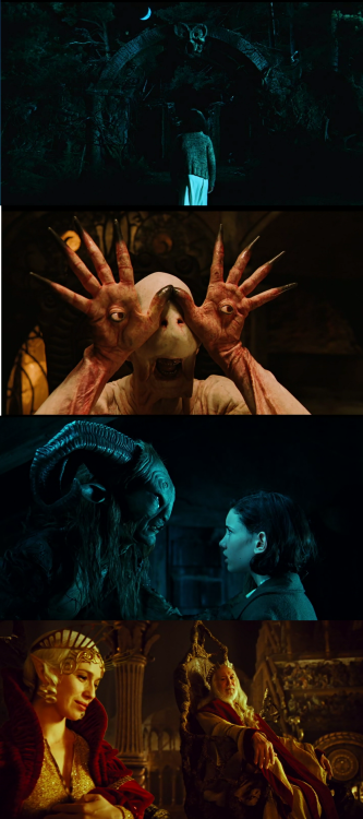 moviesinframes:  El laberinto del fauno (Pan's Labyrinth), 2006 (dir. Guillermo del Toro) By subtleproposition