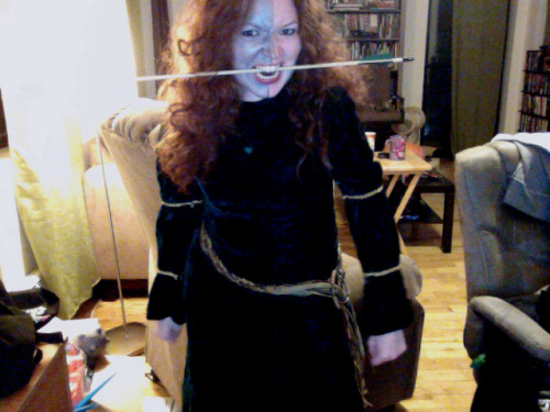A few outtakes from my William Merida Wallace/Brave Heart costume.