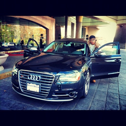 @dpryde oh my god #dpryde #marsmg #photos #ct #audi #5000 #s8