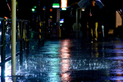 rainy day in Tokyo on Flickr.