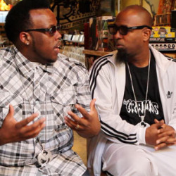 Tech N9ne, Krizz Kaliko Talk Taxes, Illuminati, and Picking Up Groupies In Wal-Mart