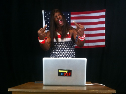 LIVE Q&A with President Camacho President Camacho (Terry Crews) is here now, ready to talk to YOU! Tweet your questions right now to @funnyordie!