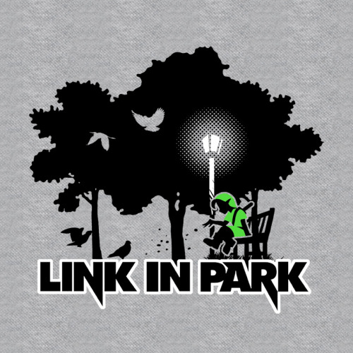 it8bit:  Link in Park T-shirts available today through November 3 for $12 USD at OtherTees. Created by Barefists || Facebook