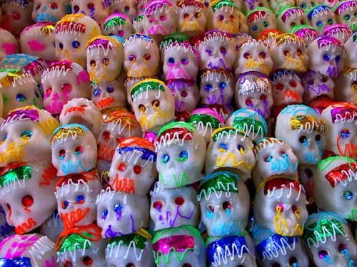 How are you celebrating and who are you honoring on this day of the dead?
