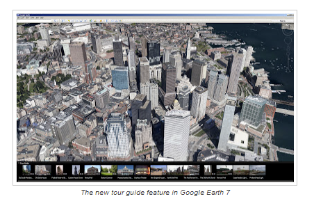 "Google Updates Earth With ""Tour Guide"" & More 3D Imagery"