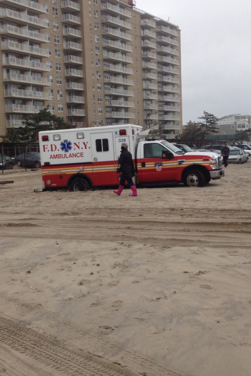 #Sandy #FarRockaway #FirstResponders