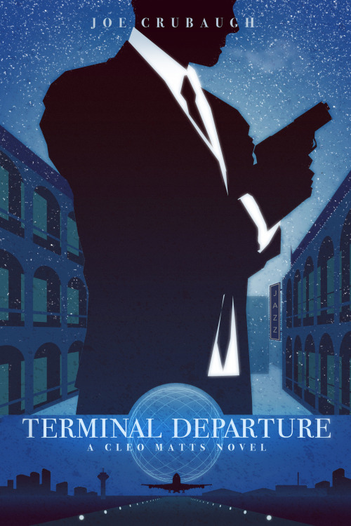 Terminal Departure - Cover by Ron Guyatt Deviant Art || My Store || Facebook || Twitter || Flickr This piece was a commission for an E-Book Cover written Author Joe Crubaugh. Find out more about him & his books here.