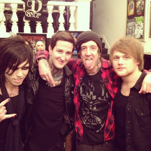 ishipbrusnop:  :'( rip mitch lucker. you will be missed <3