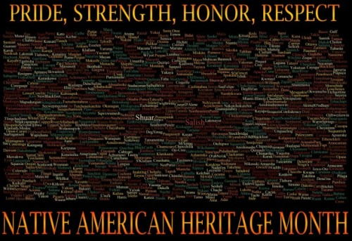 NATIVE AMERICAN HERITAGE MONTH: A Response From Indian Country - ICTMN.com