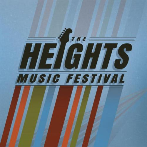 I'm super psyched to announce that we'll be playing at this year's Heights Music Festival in Cincinnati. Our set is at 8 PM on Saturday at Rohs Street Cafe. Tickets are available HERE.
