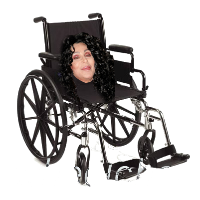 zenpond:  Wheelcher