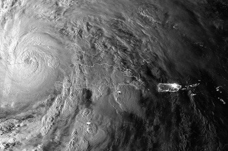 The National Hurricane Center Totally Nailed the Sandy Forecast  By Mario Aguilar  The National Hurricane Center saw Hurricane Sandy coming from thousands of miles away, which is why authorities were able to effect evacuations before it devastated New York and New Jersey. Despite the storm's bizarre trajectory, NHC's track forecasts were off by average error of only 48 miles, a full two days ahead of time. Given the size and complexity of the hurricane, that's  crazy. It's twice as accurate as the center's five-year-average.   [[MORE]] The accuracy of these predictions is crucial, and the NHC is getting very good at it when it comes to where storms are going. The problem? Its  record on predicting the intensity of storms hasn't improved at all over the last 15 years. [WaPo]