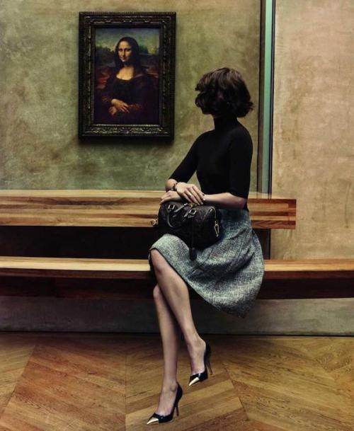 ac-z: Arizone Muse by Inez & Vinoodh for The Art of Travel - Louis Vuitton.