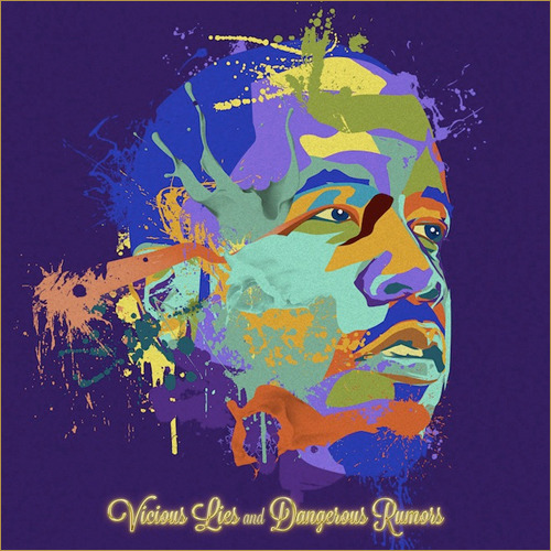 Big Boi's upcoming album Vicious Lies and Dangerous Rumors.  Big Boi at Epic No. 9th