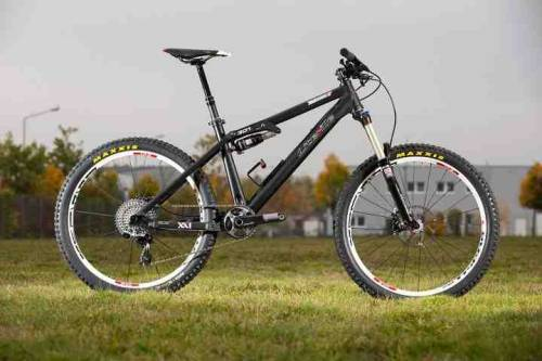 New litespeed xc bike