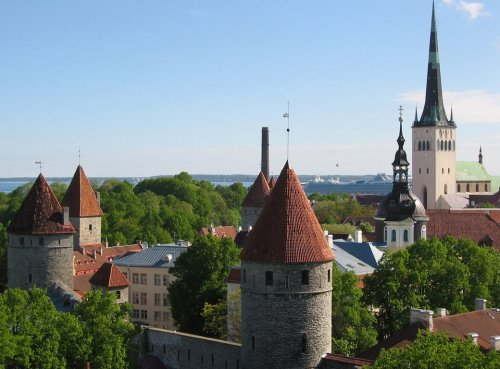 day-trips:  Historic Centre - Tallinn