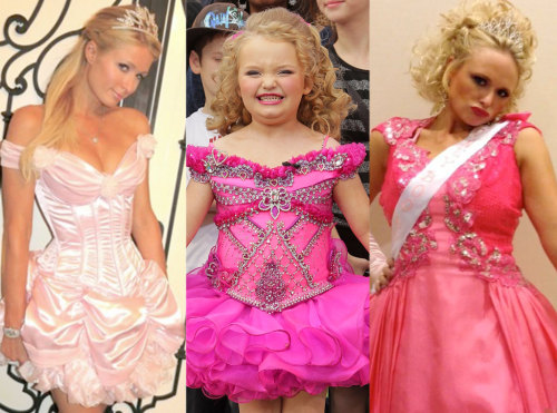 Honey Boo Boo had some SERIOUS competition this Halloween! The choice is yours: WHO WORE IT BETTER?!