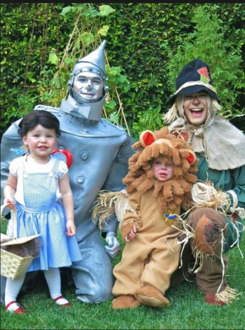 Neil Patrick Harris Family Rule Halloween Even Barney Stinson would approve