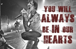 ss suicide silence mitch lucker r.i.p.