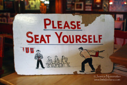 Seat Yourself!
