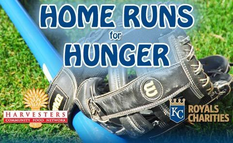 Donate to Harvesters for the unique opportunity to take batting practice on the field and shag fly balls in the outfield at Kauffman Stadium on Saturday, November 10!  http://atmlb.com/SBhGj3
