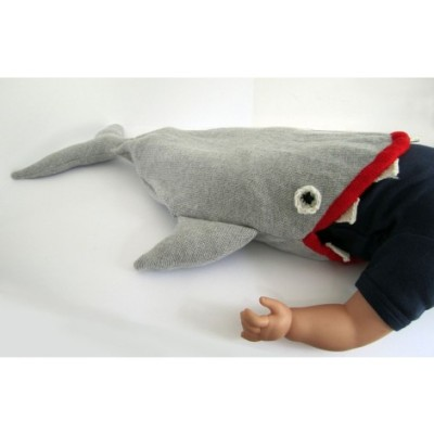 (via Shark Sleeping Bag, Buy Unique Gifts From CultureLabel.com)