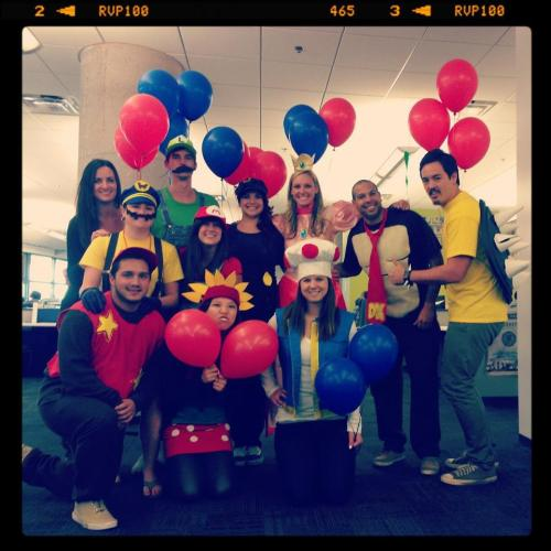 Thanks Yelp, Phoenix for sharing your office costumes! Happy Halloween!
