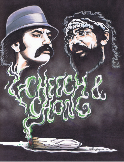 smokeytherare:  CHEECH!