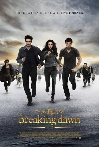 I am watching The Twilight Saga: Breaking Dawn Part 2                                                  1344 others are also watching                       The Twilight Saga: Breaking Dawn Part 2 on GetGlue.com