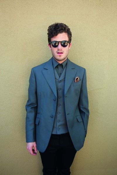 mensfashionworld:  Nicolas Jaar by Ali Yavuz Ata for GQ Turkey